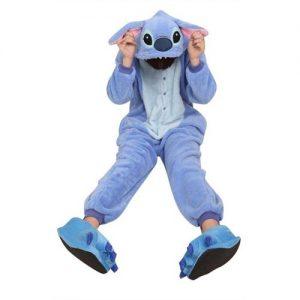 Pijama Kigurumi Stitch