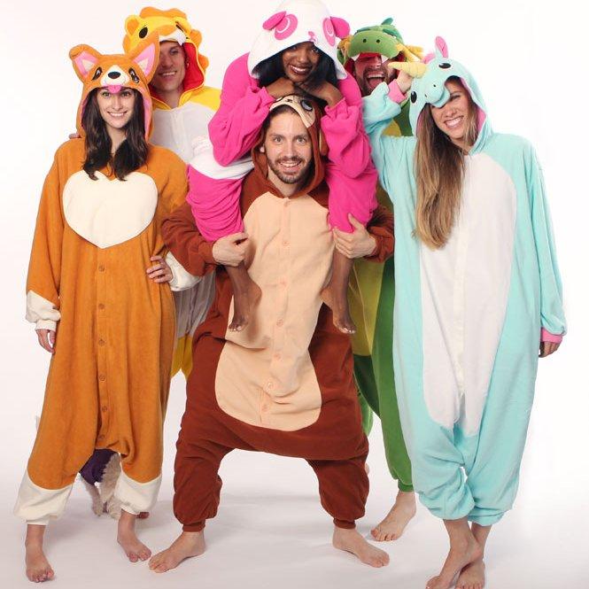 Pijama entero o Kigurumi