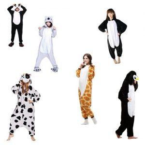 Los Mejores Pijamas de Animales