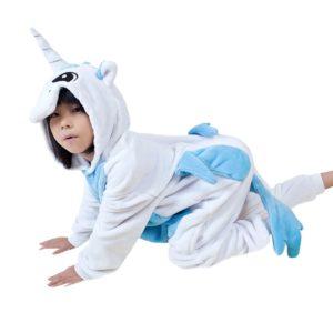 Pijama Kigurumi Unicornio niños